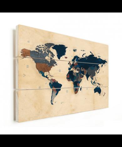 Papier historisch hout