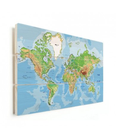 Geografisch hout