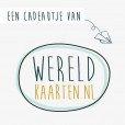 Cadeaubon €15,- Wereldkaarten.nl