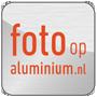 Foto op aluminium